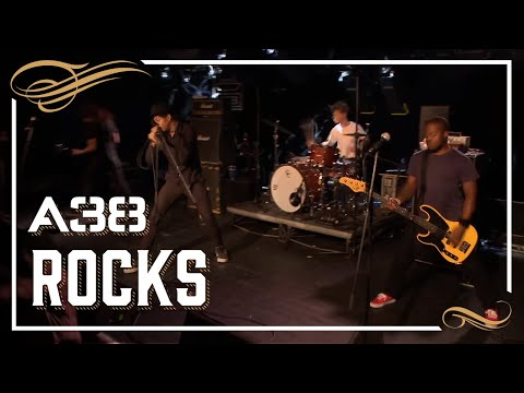 Cerebral Ballzy - On The Run // Live 2014 // A38 Rocks