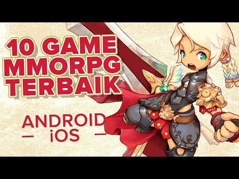 Game MMORPG Android Terbaik | Tech In Asia 10 Terbaik April 2016