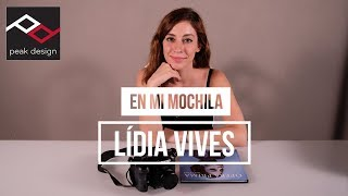 En mi mochila: Lídia Vives