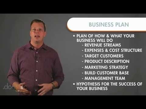 What Is A Business Plan? - Creating The Killer Business Plan