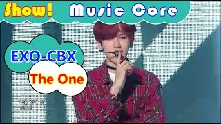 HOT EXO CBX The One 첸백시 더 원 Show Music Core 20161105
