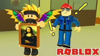 how to BE the BEST THIEF in ROBLOX?  -ROBLOX #475