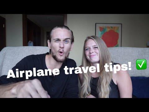 Best Economy Flight Travel Tips! ✅