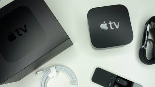 REVIEW:第四代苹果电视 APPLE TV 家庭体验 | APPLE TV 4TH GENERATION