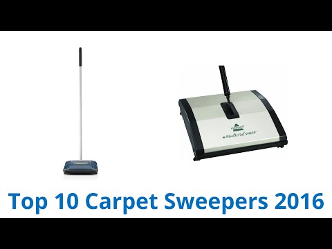 10 Best Carpet Sweepers 2016