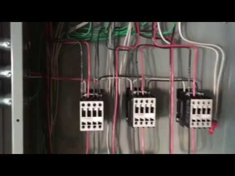 How to wire a ansul kitchen hood sistem - YouTube