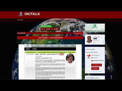 Harald Thiers: Hinter den Kulissen Teil 8 (26.11.19) Update zu den globalen Veränderungen