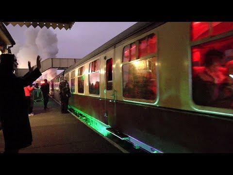 Pontypool & Blaenavon Railway Halloween Event 28/10/2017