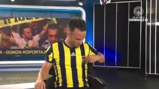 """Mathieu Valbuena: """"En büyük Fenerbahçe"""" Valbuena İmza Töreni 29 HAZİRAN 2017"""