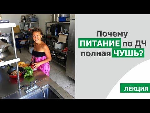 Питание в дизайне человека. Светлана Саенко