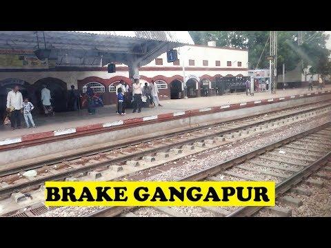 TVC Rajdhani Brakes From 120 To 0 Gangapur City