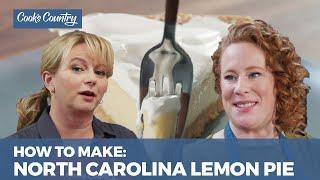 How to Make North Carolina Lemon Pie