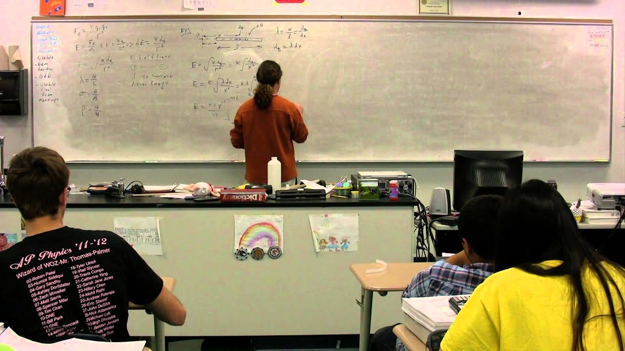 Electricity and Magnetism - Review of all Topics (Part 1 of 3) - AP Physics C