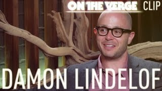 Damon Lindelof extended interview - On The Verge