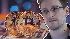"Edward Snowden - ""Bitcoin Won't Last Forever"""