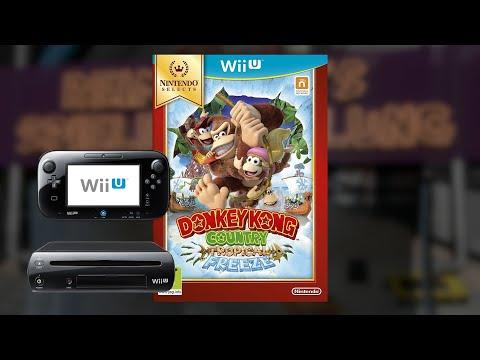 Gameplay : Donkey Kong Country: Tropical Freeze [WII U]