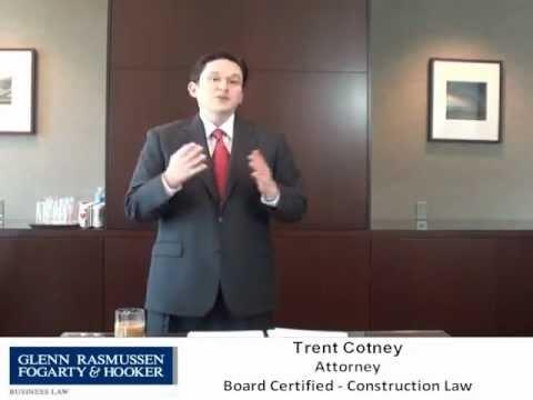Florida Construction Lien Law Seminar Part II (Trent Cotney)