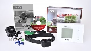 D-Fence 202 NEW! Dogtrace