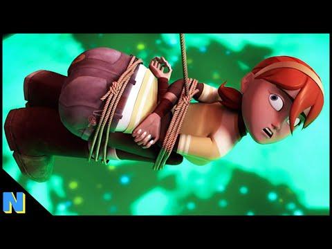 8 'Teenage Mutant Ninja Turtles (2012)' Jokes You Missed As A Kid | RUINED
