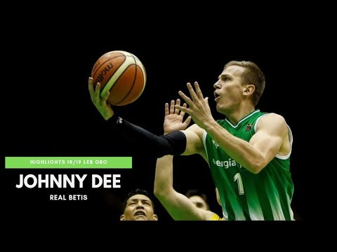 Johnny Dee Highlights Real Betis (LEB Gold) 2018/2019