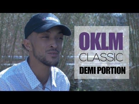 DEMI PORTION dévoile son classique rap pour OKLM CLASSIC