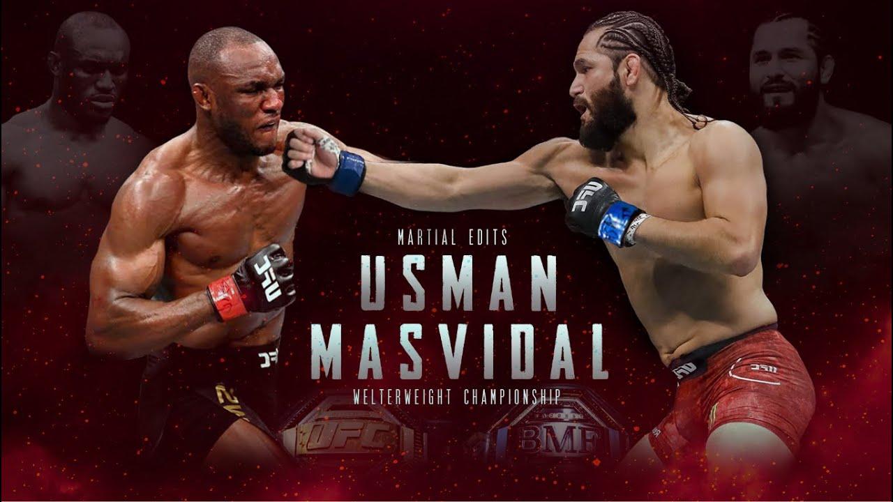 Masvidal Usman