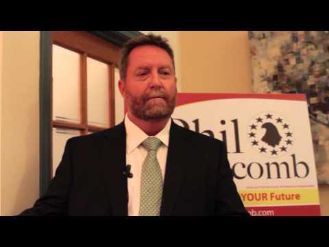 Phil Stinchcomb State Representative Announcement (Extended)
