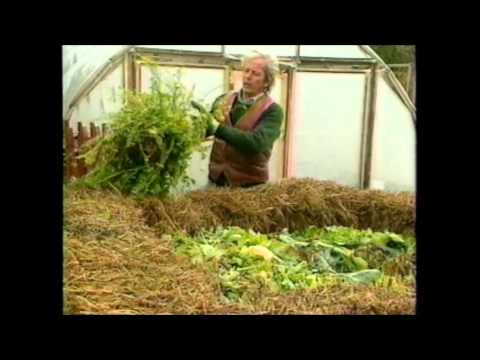 Eliot Coleman's How To Make Compost and Add Organic Amendments