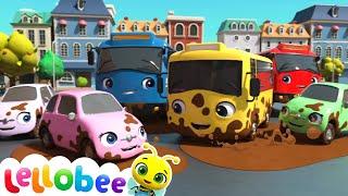 Carwash Song NEW!!   Nursery Rhymes & Kids Songs!   Baby Songs   Little Baby Animals