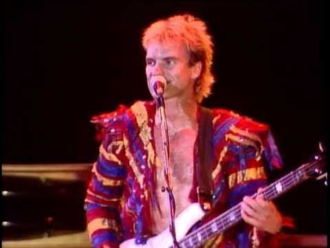 The Police - Live in Roma 1983 Rai Television 2nd Report RARE
