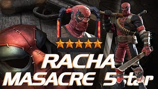 MASACRE 5 star RACHA | Marvel Contest of Champions