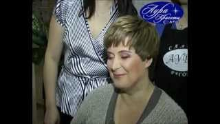 Брондирование и стрижка на короткие волосы
