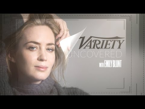 Emily Blunt: Variety's Power of Women Cover Shoot