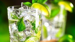 Коктейль МОХИТО безалкогольный рецепт - How to make a Mojito Cocktail