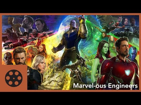 The Challenger - Marvel-ous Engineers