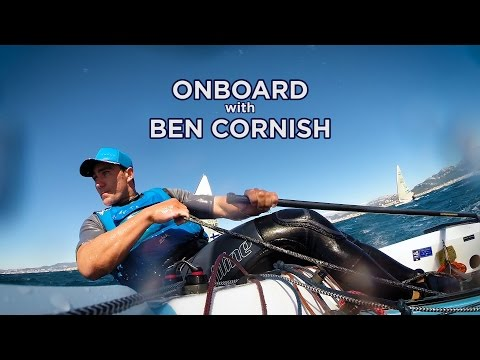 Onboard with Ben Cornish
