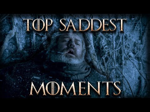 Top Saddest Moments - Game Of Thrones Season 8