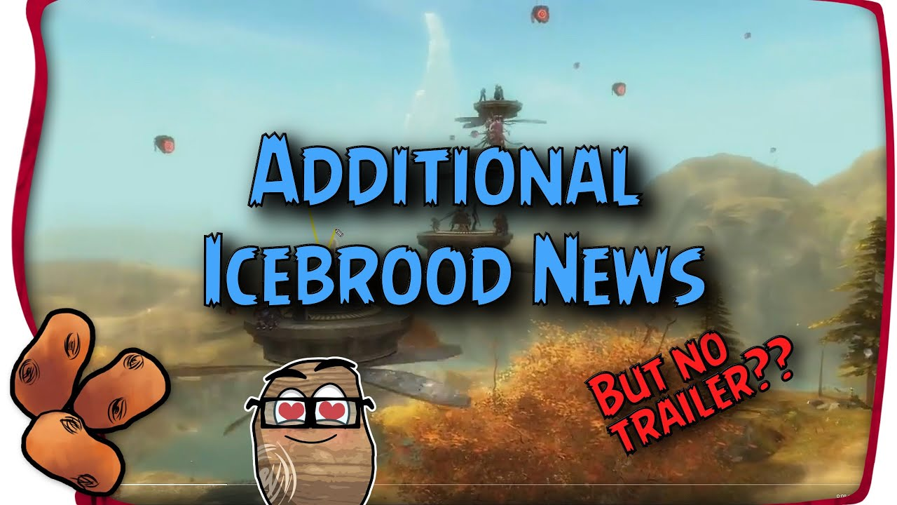 Further Icebrood Video Teasers, Expansions Are Still Possible, New Triple  Trouble? - Guild Wars 2