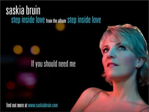 Saskia Bruin - Step Inside Love (available on iTunes)