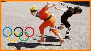 CORRER COMO NARUTO SERÁ DISCIPLINA OLÍMPICA EN TOKYO 2020