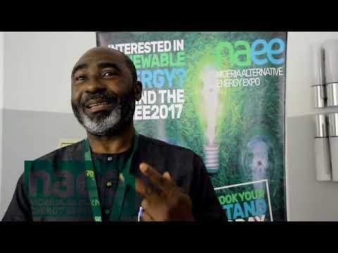 ENGR KAYODE - Director Tre -Pad Renewable Energy Investment Ltd