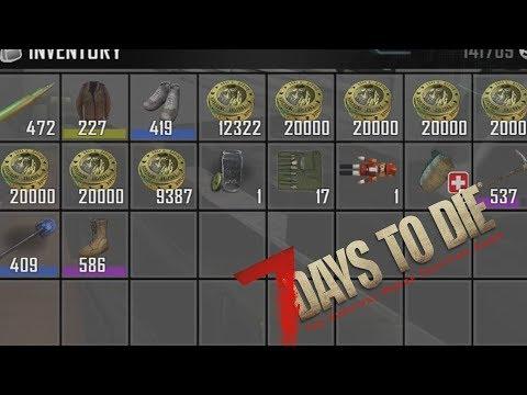"7 DAYS TO DIE - STARVATION MOD #44 ""BUCK-A-FELLER""   GAMEPLAY ESPAÑOL"