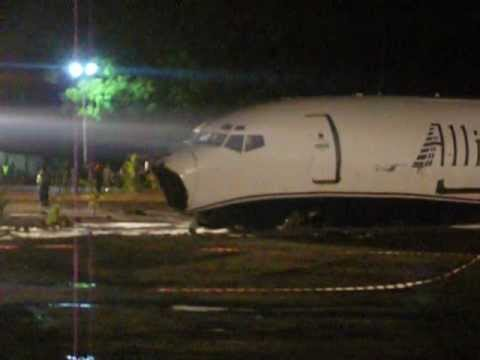 plane crash in ghana