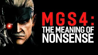 Video Why Metal Gear Solid 4's Nonsense is Great, 11 Years On download MP3, 3GP, MP4, WEBM, AVI, FLV Agustus 2019