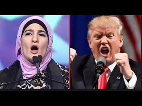 U S  MUSLIM LEADER ISSUES SHOCK DECLARATION AGAINST TRUMP!