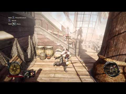 Risen 3: Titan Lords – Enhanced Edition - Gameplay #1
