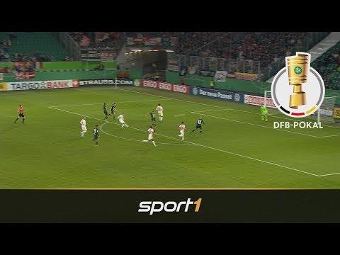 VfL Wolfsburg - RB Leipzig 1:6 | Highlights | DFB-Pokal 2019 | SPORT1