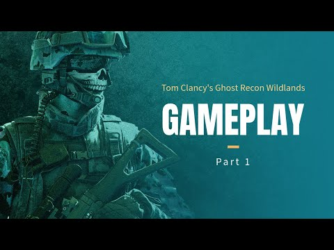 Gtx-750ti card |Tom Clancy's Ghost Recon Wildlands | Game Play | Protect Union Leader Mission Part 1 |