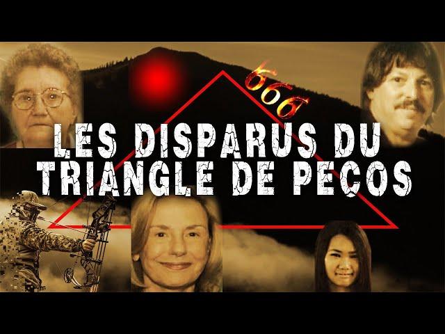 LES DISPARITIONS ÉTRANGES DU TRIANGLE DE PECOS