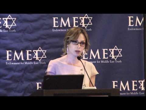 Cynthia Farahat Speech from EMET Rays of Light Dinner